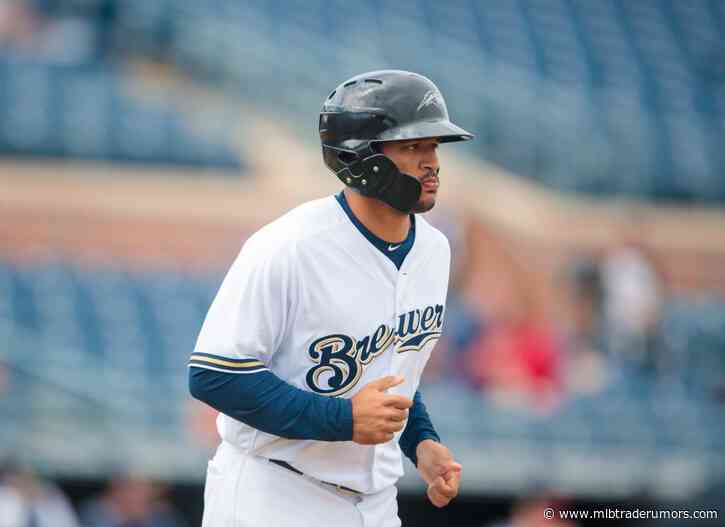Padres, Brewers Strike Multi-Player Swap