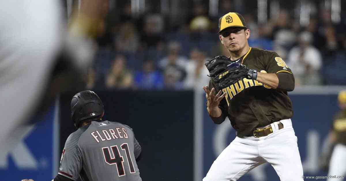 Wow: Padres trade Urias, Lauer to Brewers in exchange for Grisham, Davies