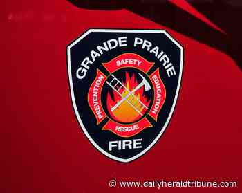 Fire department responds to multi-house fire