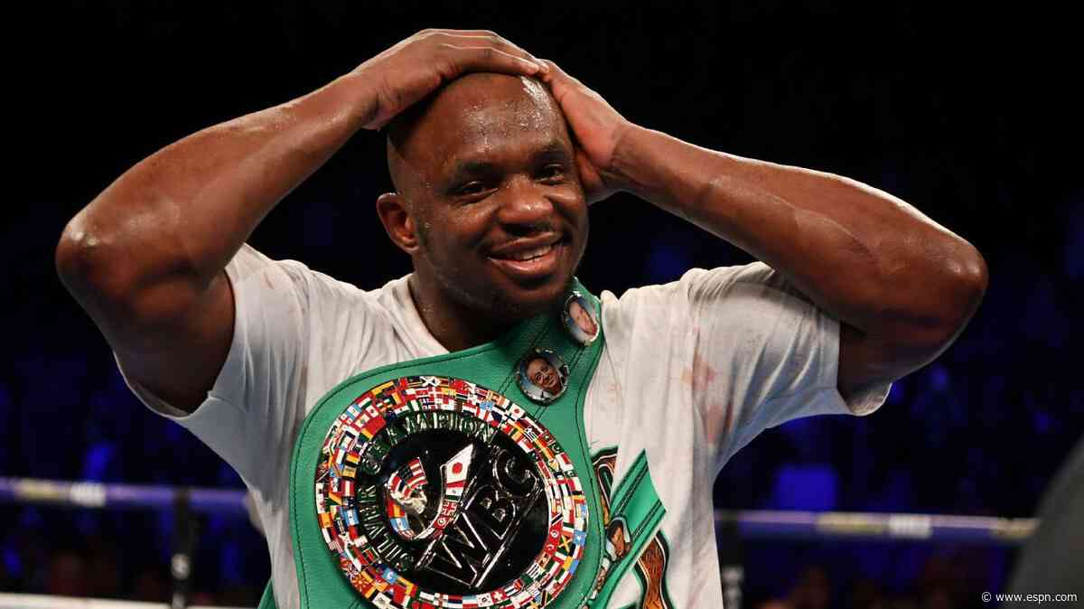 Whyte to face Wach on Ruiz-Joshua undercard