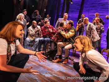 Review: Come From Away soars over expectations in Montreal debut