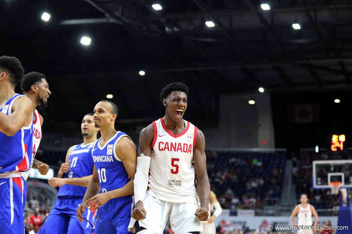 Canada Draws Greece and China in Olympic Qualifying Tournament
