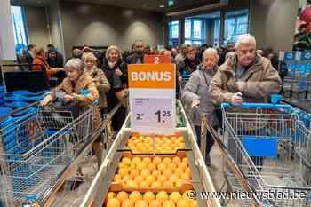 """Grootste Albert Heijn geopend in Deurne: """"We mikken op 14.000 klanten per week"""""""