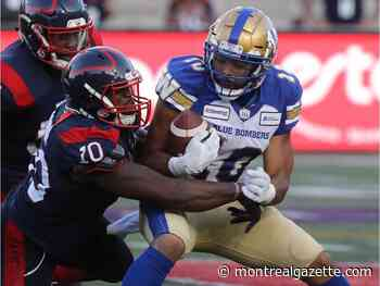 Three Alouettes named to CFL All-Star Team