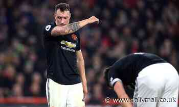 Phil Jones 'rejected Manchester United testimonial'