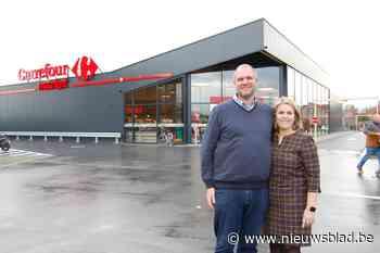 """Nieuwe Carrefour vlak bij autostrades: """"We mikken op tweeverdieners die nog snel verse producten willen kopen"""""""