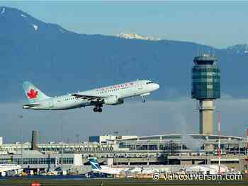 Traffic Alert: Delays expected to and from YVR on Black Friday
