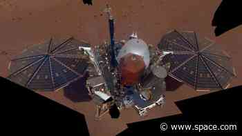 Happy Mars-iversary, InSight! NASA Lander Marks 1 Year on Red Planet