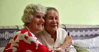 Mary Previte, Grateful Survivor of a Concentration Camp, Dies at 87