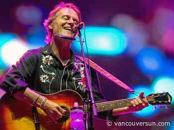 Jim Cuddy taps into his Countrywide Soul on new solo album