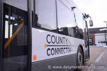 County Connector may get new Saturday routes