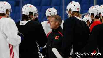 Flames prepare to play 1st game since racism allegations sidelined coach