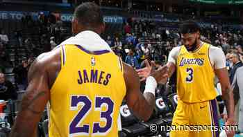 """NBA Power Rankings: Lakers on top of """"things to be thankful for"""" edition"""