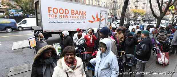Increase in emergency food needs: reportAumento de las necesidades alimentarias de emergencia: informe