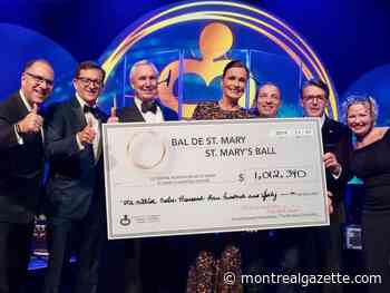 Social Notes: Wonderful warmth at St. Mary's Ball