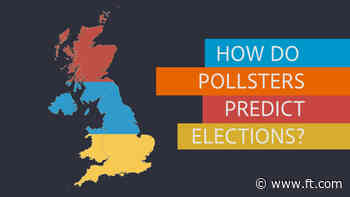 How do pollsters predict UK general election results?