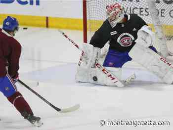 Canadiens Notebook: Carey Price puts in extra work before practice