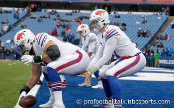 Bills starting center Mitch Morse questionable for Cowboys