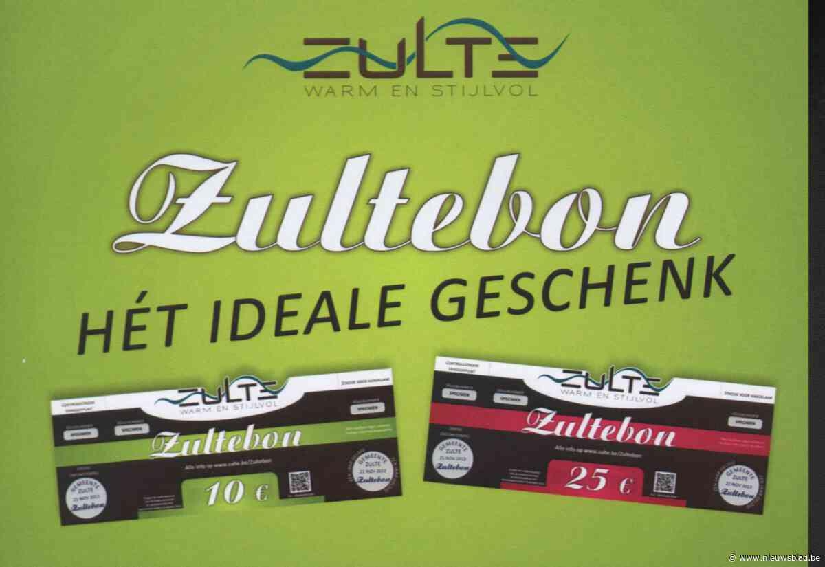 Zultebon, het ideale eindejaarsgeschenk