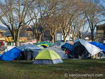 Vancouver officials fear makeshift heaters pose risk in Oppenheimer