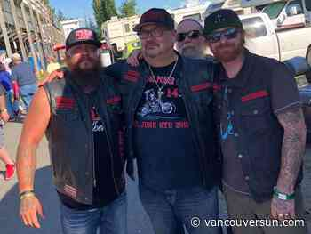 Business owned by Hells Angels associate raided by police in Kamloops