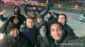 Blankets, Bollywood: India warm up for Pak tie in freezing Nur-Sultan