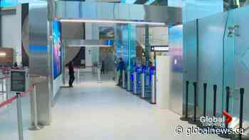 Edmonton International Airport unveils its new screening area