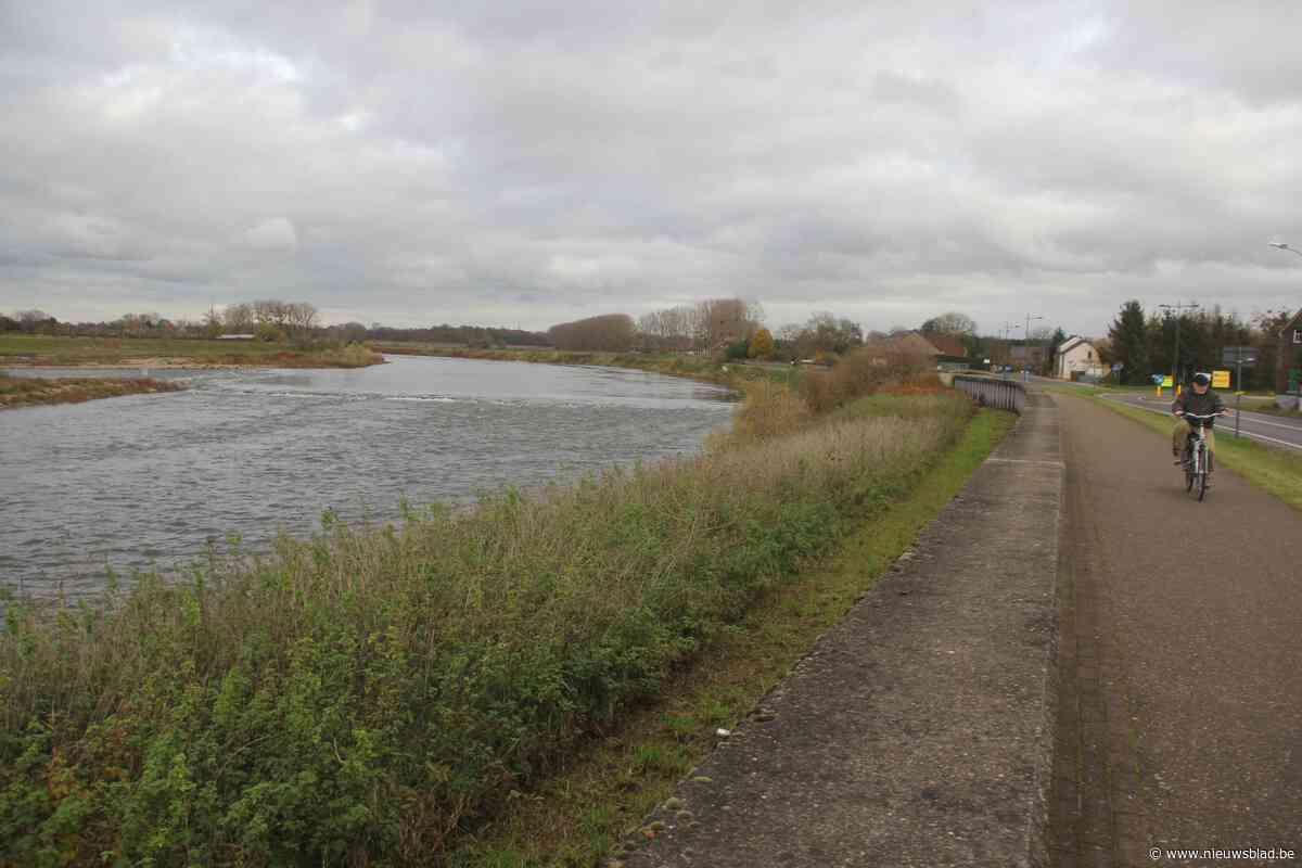 België niet geïnteresseerd in nieuwe fietsbrug over de Maas