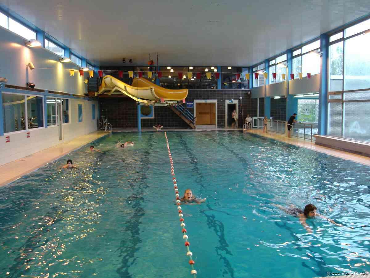 Zwembad alleen nog maar open voor scholen en verhuur