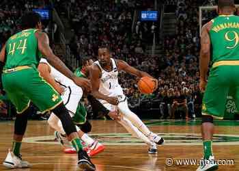 Celtics 121, Nets 110: Brooklyn's Winning Streak Halted in Boston