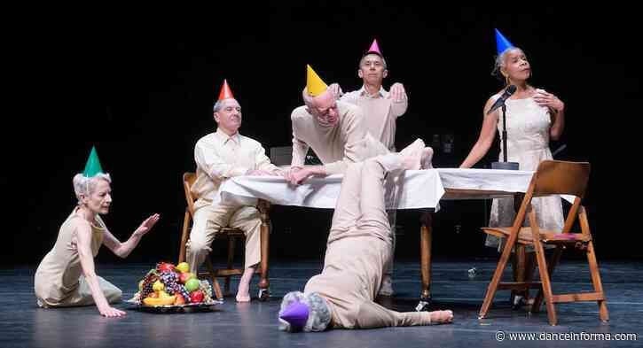 Serendipitous, humorous and existential: Big Dance Theater's 'The Road Awaits Us'