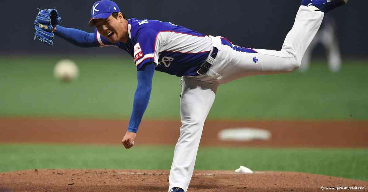 Should the Padres attempt to sign Kwang-Hyun Kim....again