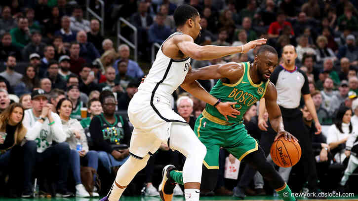 Celtics Rout Nets 121-110 As Boston Fans Heckle Kyrie Irving