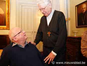 """Bisschop Lode Van Hecke: """"Het afscheid van mijn medebroeders in Orval was emotioneel"""""""