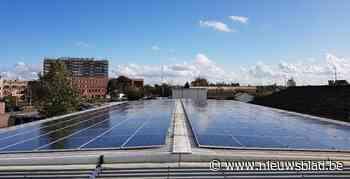 Vierhonderd zonnepanelen moeten Revi Food koel houden