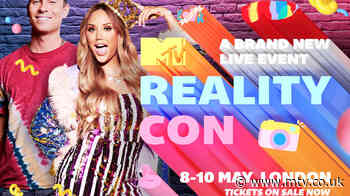 Everything You Need To Know About MTV Reality Con UK!