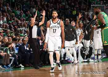 Nets vs. Celtics: Garrett Temple, Spencer Dinwiddie, and Kenny Atkinson Top Quotes