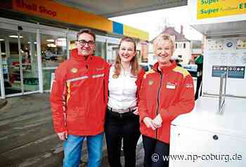 Shell-Tankstelle in Coburg schließt