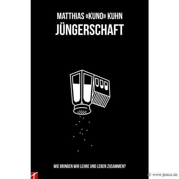 "Matthias 'Kuno' Kuhn: ""Jüngerschaft"""
