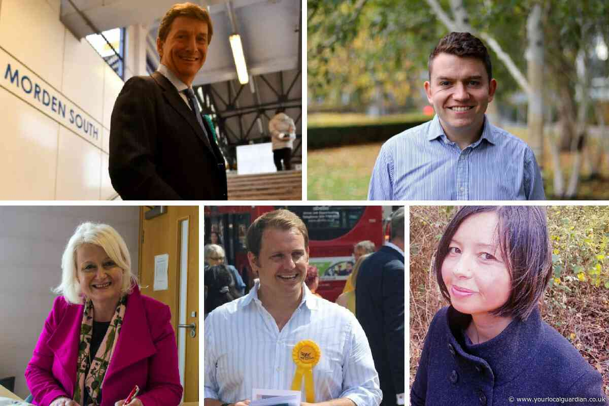 Here are your Mitcham and Morden election candidates