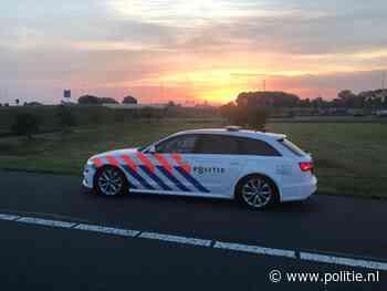 Driebergen, Breda - Dronken man wordt op politiebureau opgehaald door beschonken bestuurder