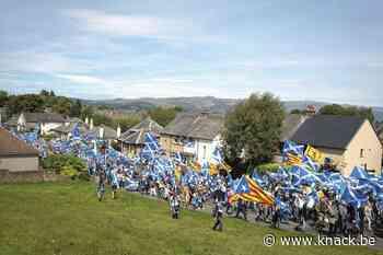 Steeds meer Schotten willen onafhankelijkheid bínnen EU: 'Je weet toch wat BOB betekent?'