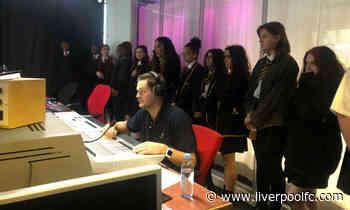 LFC inspires future female talent