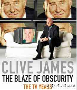Clives James – multi-talented, sharp-witted and tortured