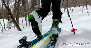 Uphill Skiing: Subtract Crowds and Lift Lines, Add Cardio