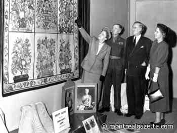 History Through Our Eyes: Nov. 28, 1950, Queen Mary's carpet