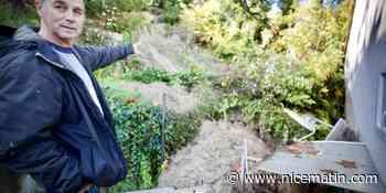 Le récit poignant d'une famille obligée de fuir sa maison après les intempéries à Cagnes-sur-Mer