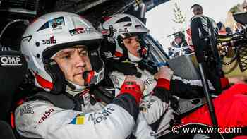 Result: WRC Co-driver of the Year