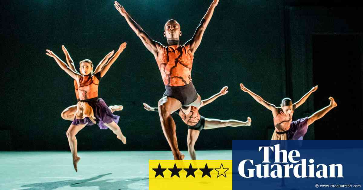 Alston at Home review – master of dance creates a world of grace