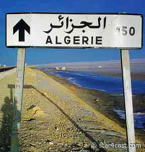 Pluto in Capricorn driving protests: Algeria for one